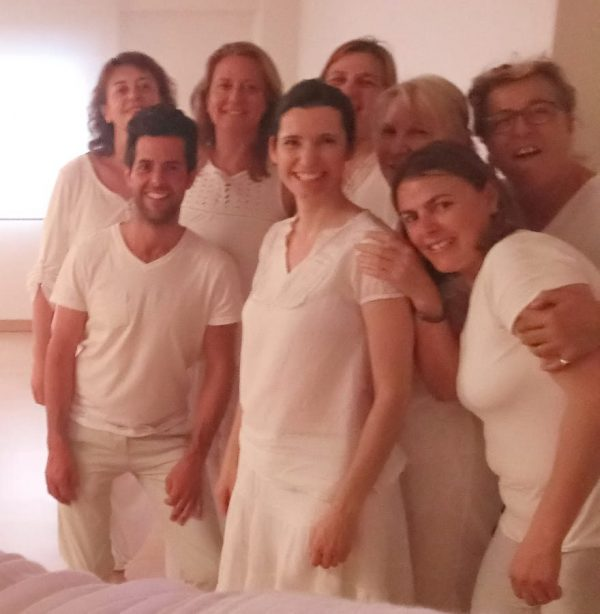 foto de grupo de formación