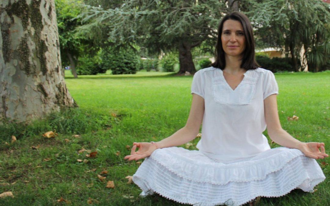 Meditación para soltar cargas y coger lo positivo