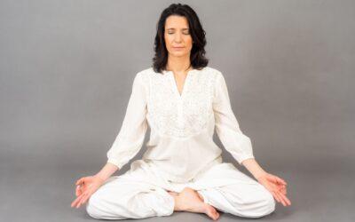 ¿Qué es una meditación de sanación?